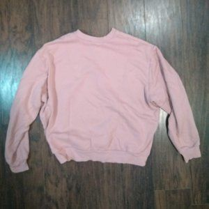 wild fable Tops - Wild Fable pink crew neck!
